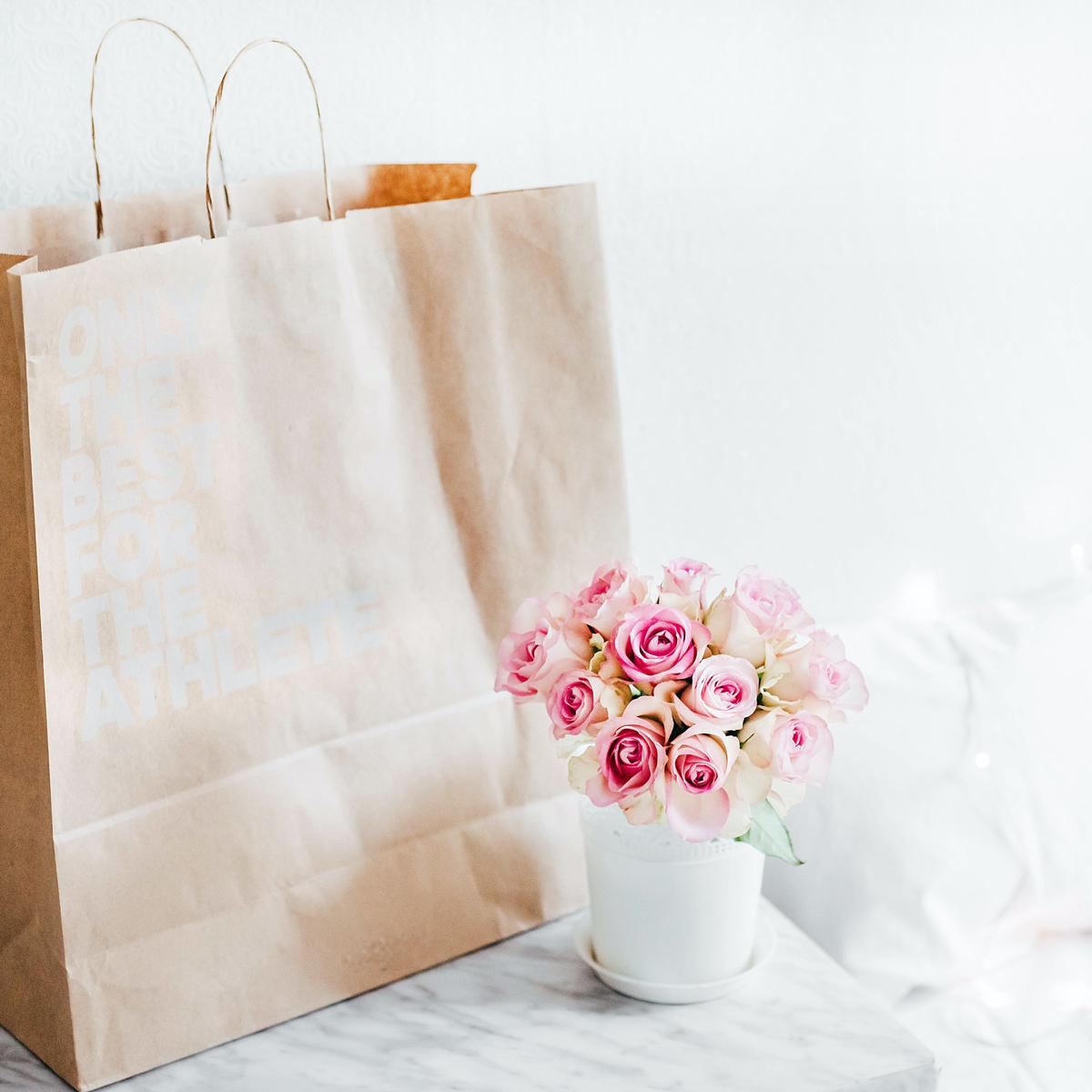 sacchetto sostenibile