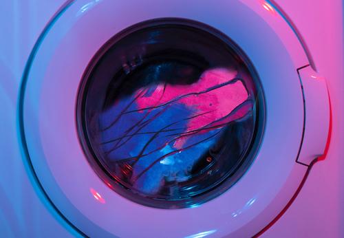 Istruzioni per il lavaggio in lavatrice degli abiti zummy