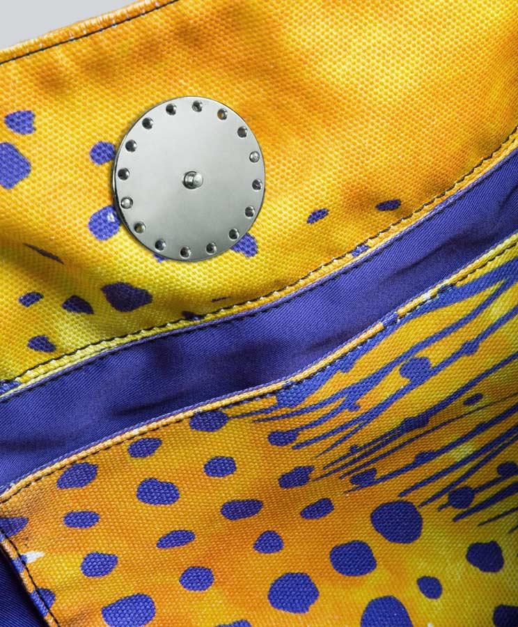 zummy bag giallo bottone
