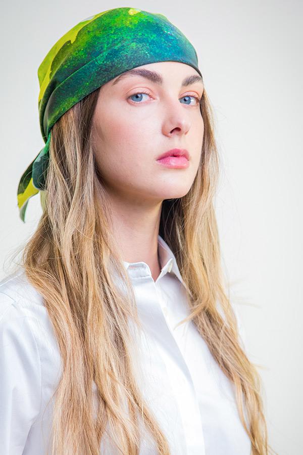 zummy foulard symphy bandana