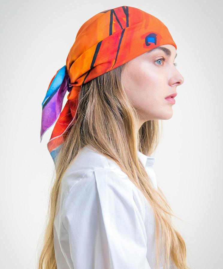 zummy foulard cory bandana