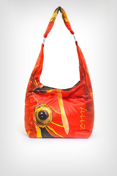 borsa Zummy rossa da donna