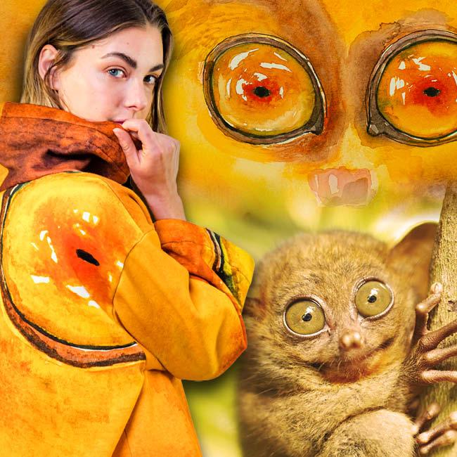 felpa gialla